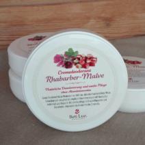 Beti Lue. Creme Deodorant Rhabarber-Malve - ein frischer Duft für viele Stunden