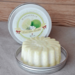 Massagebar Lemongras-Limette - ein sehr zielstrebiger Hauch !