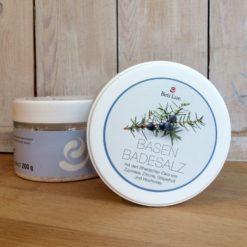 Basen-Badesalz- ein Helferchen für die Fastenzeit