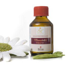 Goldkind Mandelöl kaltgepreßt - kbA