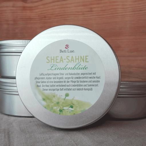 Sheasahne Lindenblüte (150ml) - Die leichte Sommerbrise