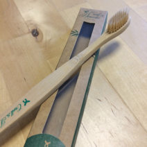 Bambus-Zahnbürste für Kinder