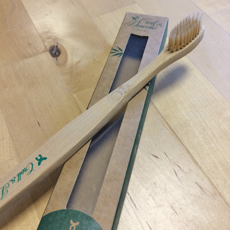 Bambuszahnbürste