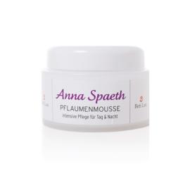 Pflaumenmousse Anna Spaeth - Intensive Gesichtspflege
