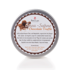 Beti Lue. Sheasahne Chocolate Truffle (50 ml)