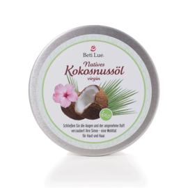 Natives Kokosnussöl Virgin (150ml) - Für eine kleine Auszeit der Sinne