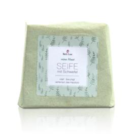 Beti Lue. reine Haut Seife mit Schwefel